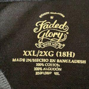 Faded Glory Shirts & Tops - Boys Faded Glory Polo Shirt